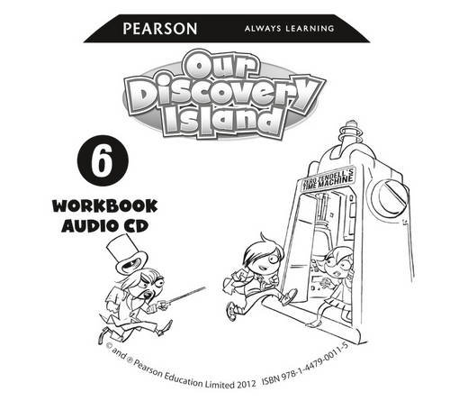9781447900115: Our Discovery Island American Edition Audio CD for Workbook 6