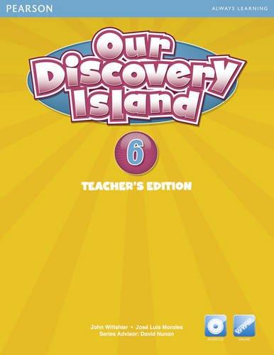 9781447900535: Our Discovery Island: Teachers Book 6
