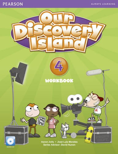 9781447900580: Our Discovery Island: Work Book 4