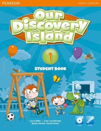 9781447900610: Our Discovery Island 2013 Student Edition (Consumable) with CD-ROM Level 1