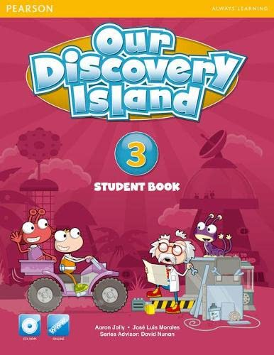 9781447900634: Our Discovery Island 201level 3 Student Edition (Consumable) with CD-ROM Level 3