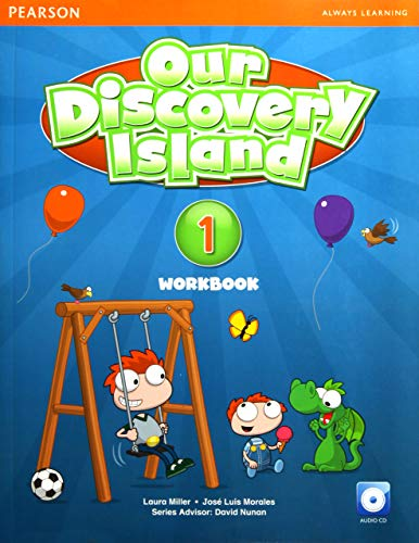 9781447900672: Our Discovery Island American Edition Students' Book with CD-rom 2 Pack