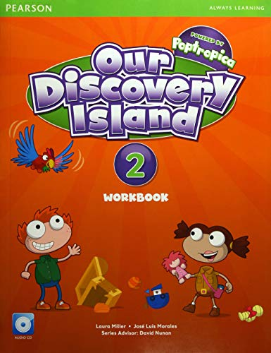 9781447900689: Our Discovery Island American Edition Students' Book with CD-rom 2 Pack