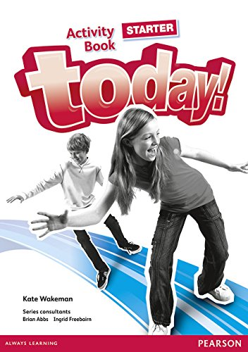 9781447900832: Today! Starter Activity Book