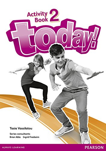 9781447900856: Today! 2 Activity Book