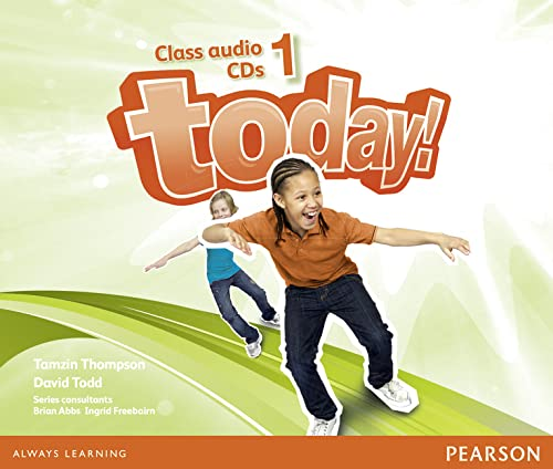 9781447900948: Today! 1 Class CD