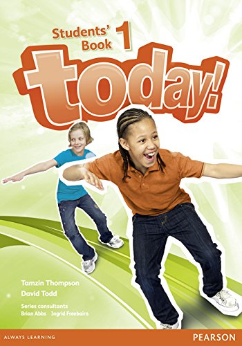 9781447901068: Today! 1 Students' Book