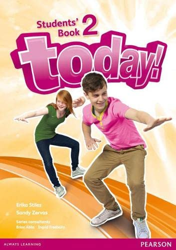 9781447901075: Today! 2 Students' Book