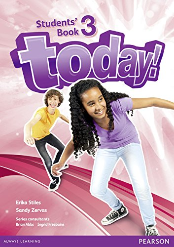 9781447901082: Today! 3 Students Book Standalone