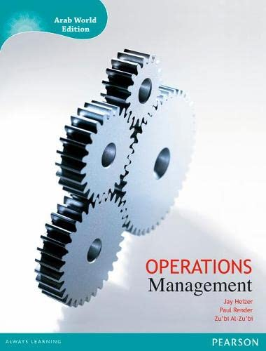 9781447903031: Operations Management with MyOMLab: Arab World Edition