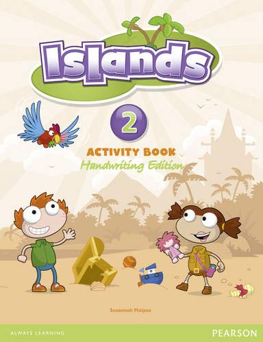 9781447903093: Islands handwriting Level 2 Activity Book plus pin code