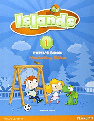9781447903116: Islands Handwriting Level 1 Pupil's Book Plus Pin Code