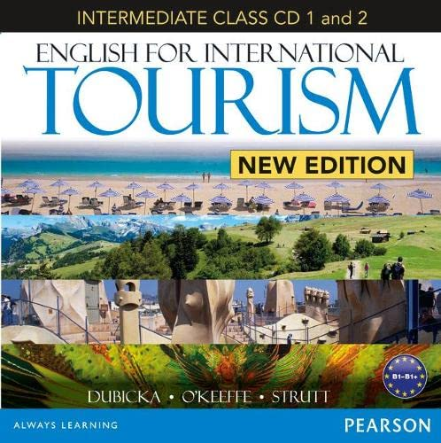 9781447903512: English for International Tourism Intermediate Class CD (2) (English for Tourism)