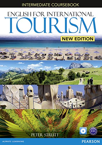 9781447903529: English for International Tourism Intermediate New Edition Coursebook for Pack