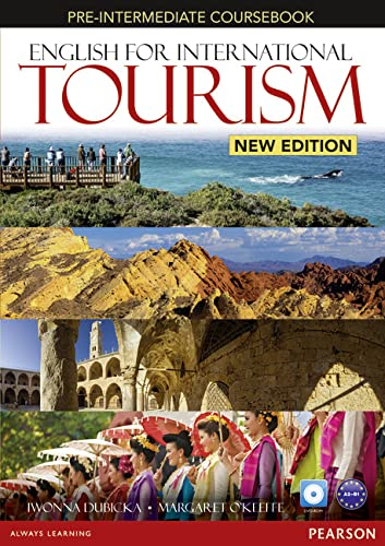 9781447903604: English for International Tourism Pre-Intermediate New Edition Coursebook for Pack (English for Tourism)