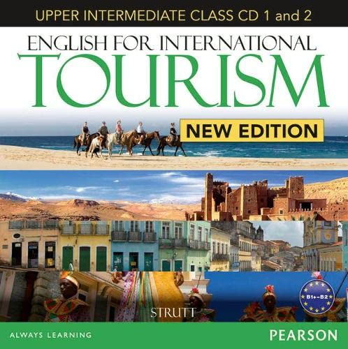 9781447903666: English for International Tourism New Edition Upper Intermediate 2 Class Audio CDs (English for Tourism)
