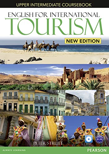 9781447903673: English for International Tourism Upper Intermediate New Edition Coursebook for Pack (English for Tourism)