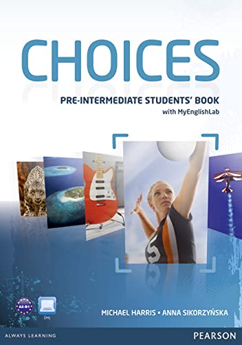 9781447905660: Choices Pre-Intermediate Students' Book & PIN Code Pack