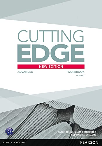 9781447906292: New cutting edge. Advanced. Workbook with key. Con espansione online. Per le Scuole superiori