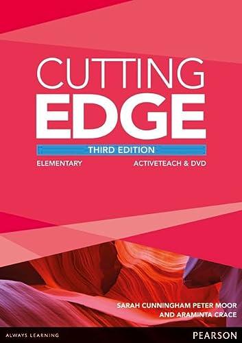 Cutting Edge Elementary Active Teach: Crossley  Robert