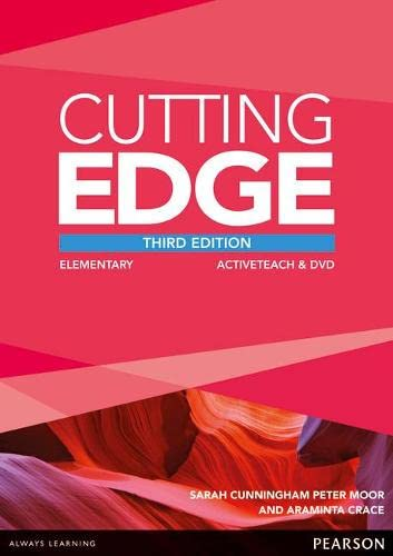 9781447906322: Cutting Edge 3rd Edition Elementary Active Teach