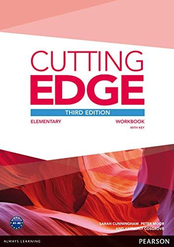 9781447906414: Cutting Edge 3rd Edition Elementary Workbook with Key