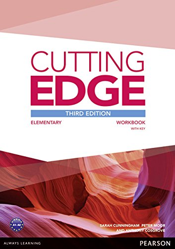 9781447906414: Cutting Edge 3rd Edition Elementary Workbook with Key