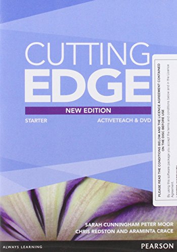9781447906735: Cutting Edge Starter New Edition Active Teach