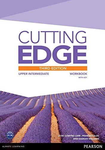 Cutting Edge 3rd Edition Upper Intermediate Workbook