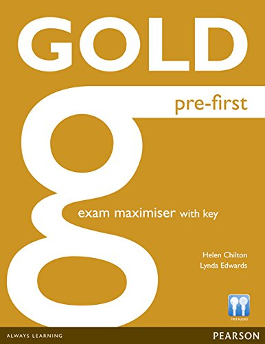 9781447907251: Gold Pre-First Maximiser with Key