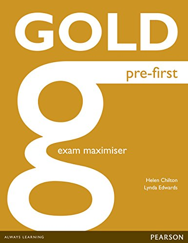 9781447907275: Gold Pre-First Maximiser without Key