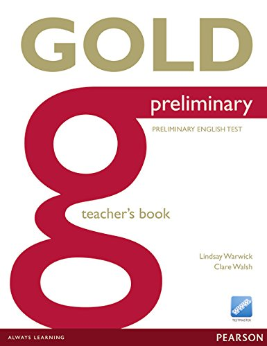 9781447907398: Gold Preliminary Teacher's Book