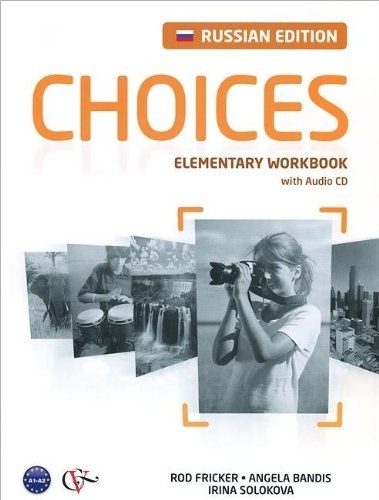 9781447908098: Choices Russia Elementary Workbook (+ Audio CD)