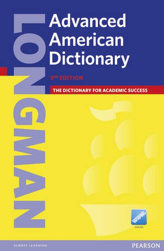 9781447913139: Longman Advanced American Dictionary with PIN Access Code, Paperback (3rd Edition)