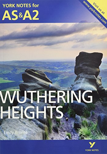 9781447913184: Wuthering Heights (York Notes for As & A2)