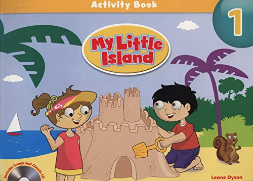 9781447913573: My Little Island Level 1 Activity Book and Songs and Chants CD Pack
