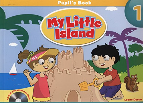 9781447913580: My Little Island Level 1 Student's Book and CD ROM Pack