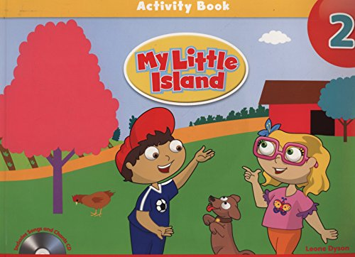 9781447913597: My Little Island Level 2 Activity Book and Songs and Chants CD Pack
