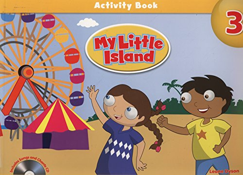 9781447913610: My Little Island Level 3 Activity Book and Songs and Chants CD Pack
