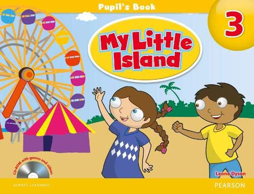 9781447913627: My Little Island Level 3 Student's Book and CD Rom Pack