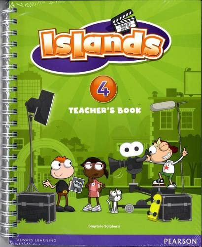 9781447913719: Islands Level 4 Teacher's Test Pack