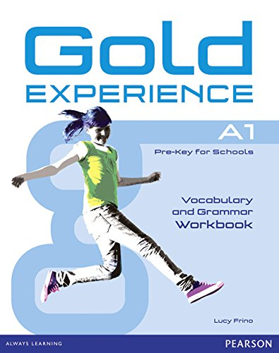 Gold Experience A1 Workbook without key: Lucy Frino