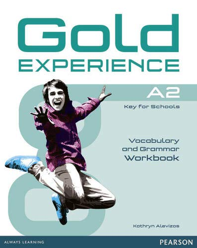 9781447913894: Gold Experience A2 Workbook without key
