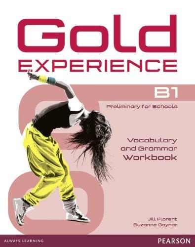 9781447913931: Gold experience B1. Grammar and vocabulary. Workbook. Con espansione online. Per le Scuole superiori