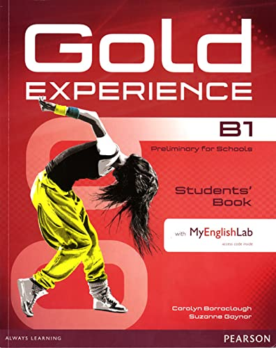 9781447919766: Gold Experience B1 Students' Book for DVD-ROM and MyLab Pack