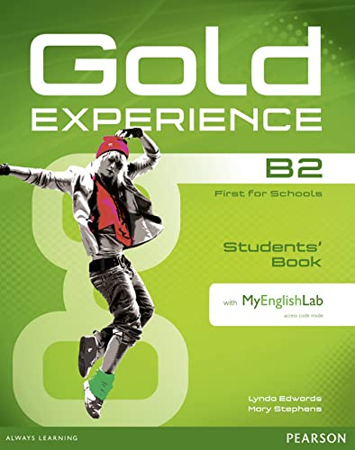 9781447919780: Gold Experience B2 Students' Book for DVD-ROM and MyLab Pack
