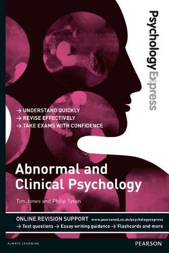 9781447921646: Abnormal & Clinical Psychology: Undergraduate Revision Guide (Psychology Express)