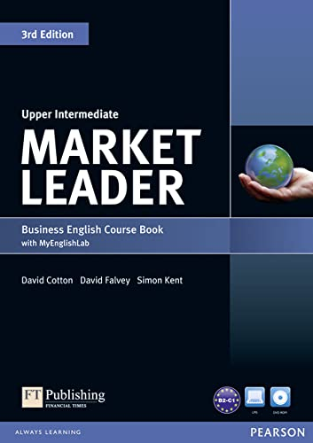 9781447922292: Market Leader 3rd Edition Upper Intermediate Coursebook with DVD-ROM and MyLab Access Code Pack