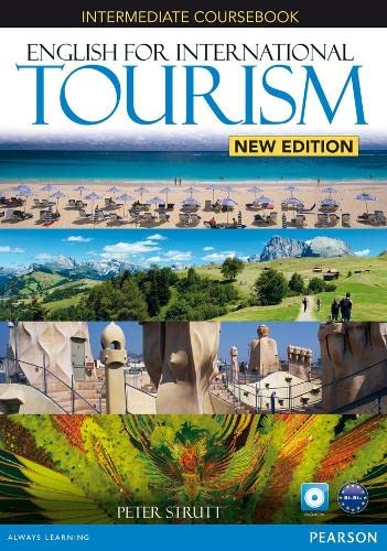 9781447923831: English for International Tourism Intermediate New Edition Coursebook and DVD-ROM Pack (English for Tourism)