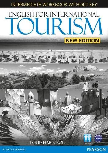 9781447923862: English for International Tourism Intermediate New Edition Workbook without Key and Audio CD Pack (English for Tourism)